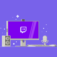 Twitch Streamers Connect & Share